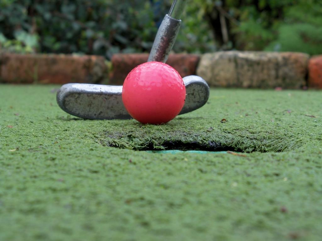 Choose Your Own Adventure - Jungle Quest Team Mini-Golf Tournament