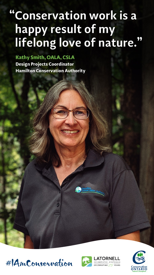 #IAmConservation - Kathy Smith