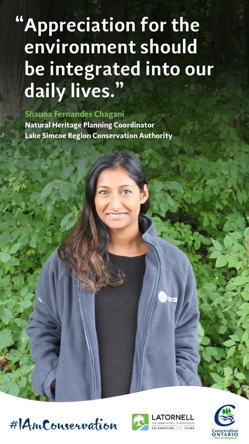 #IAmConservation - Shauna Fernandes Chagani