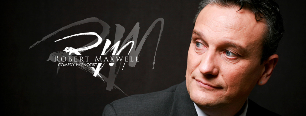 Comedy Hypnotist Robert Maxwell