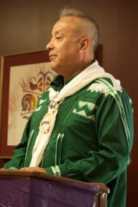 Keynote Speaker Dan Longboat