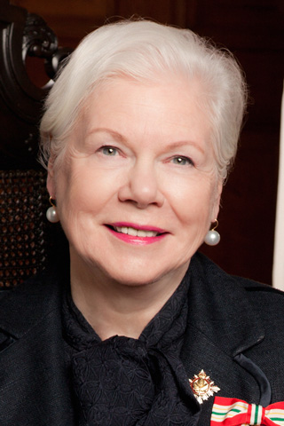 <strong>The Honourable Elizabeth Dowdeswell</strong>
