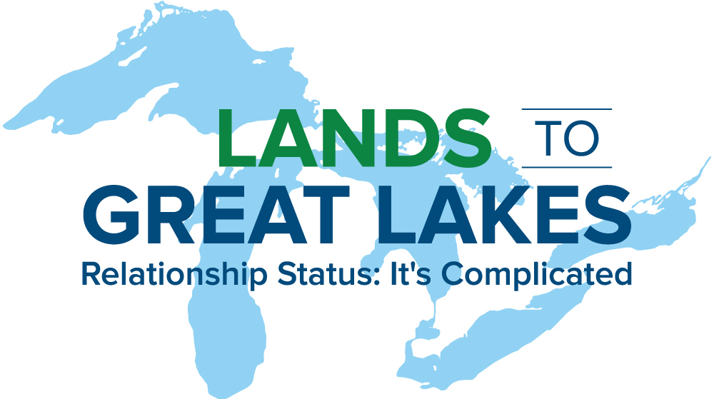 Lands to Great Lakes - Relationship Status: It's Complicated